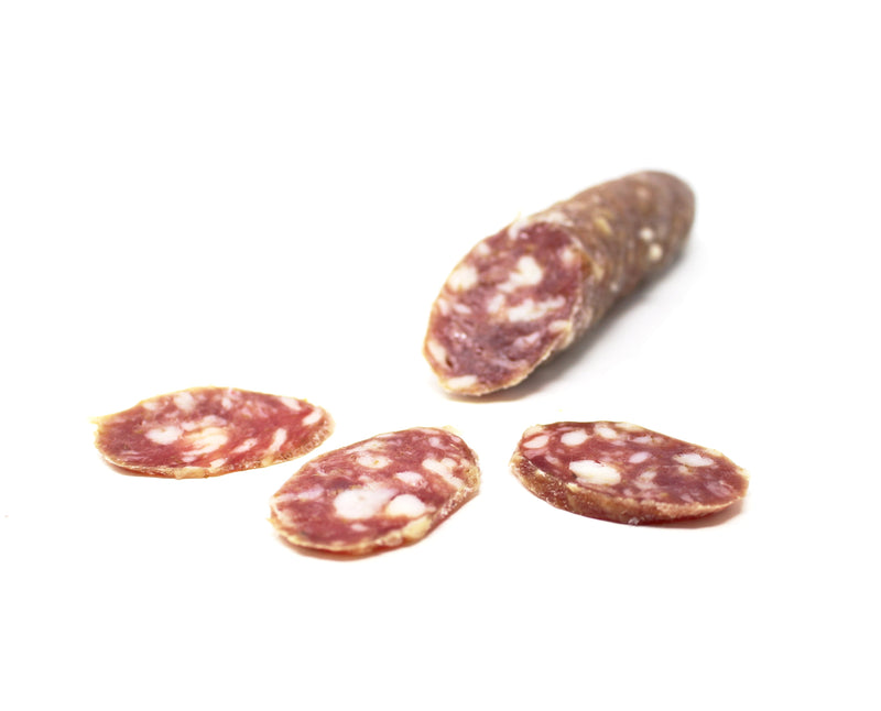 Loukanika Greek Salami - Cured and Cultivated