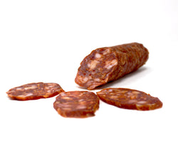 Chorizo Salame, 6 oz - Cured and Cultivated