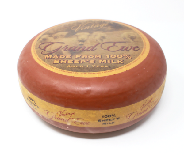 Grand Ewe Aged Sheep Gouda - Cured and Cultivated