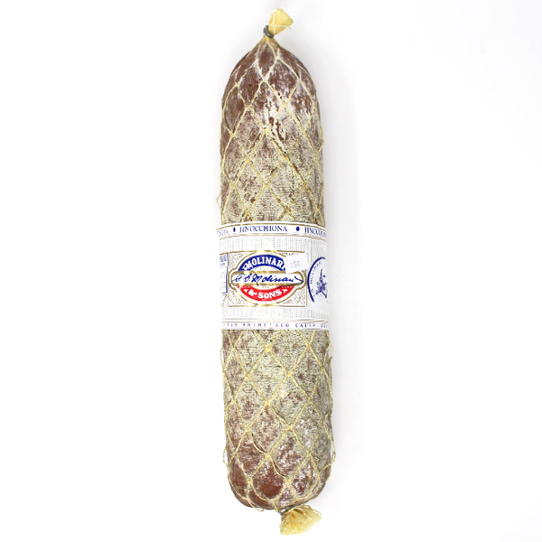 Salami Finocchiona Molinari - Cured and Cultivated