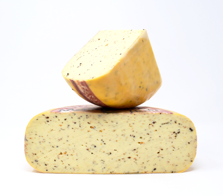 Mediterranean Herb Gouda - Cured and Cultivated