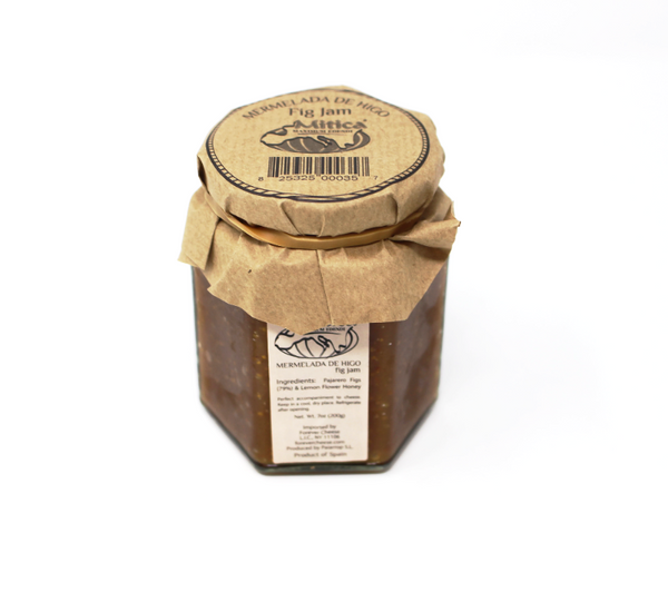 Mitica Fig Jam, 7 oz - Cured and Cultivated