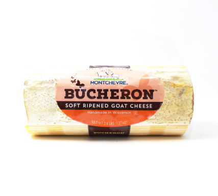 Bucheron Goat Cheese - Cured and Cultivated