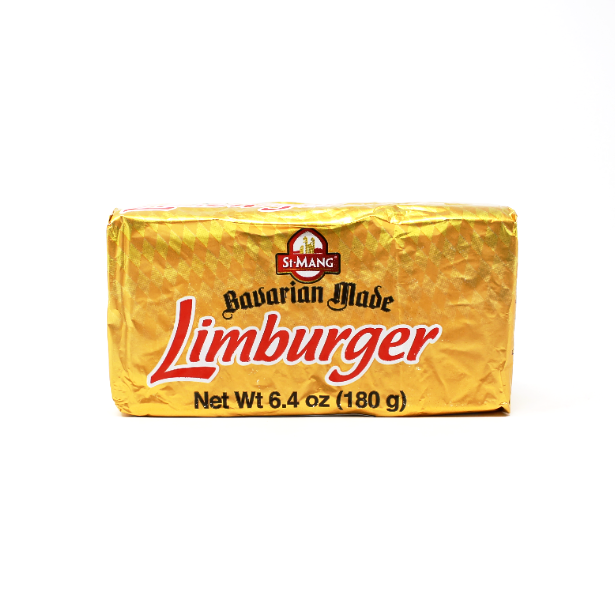 Limburger, 6.4 oz - Cured and Cultivated
