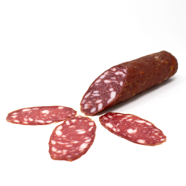 Tverskaya Cold Smoked Salami by Alef - Cured and Cultivated
