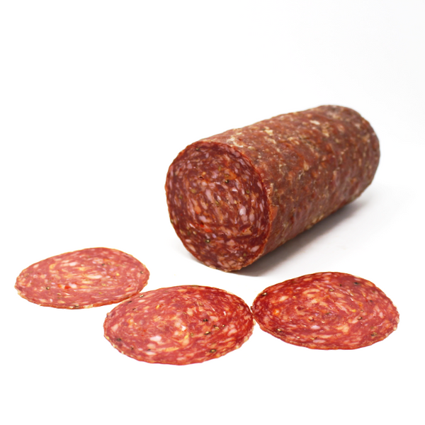 Salami Calabrese by Olli - Cured and Cultivated
