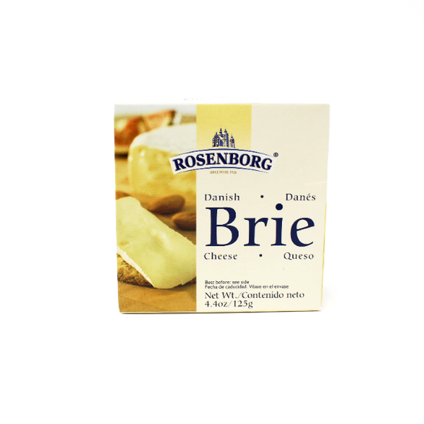 Danish Brie, 4.4 oz - Cured and Cultivated