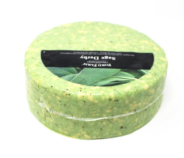 Sage Derby - Cured and Cultivated