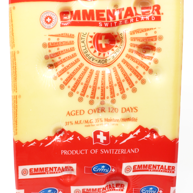 Emmentaler Emmi - Cured and Cultivated
