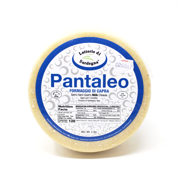Pantaleo - Cured and Cultivated