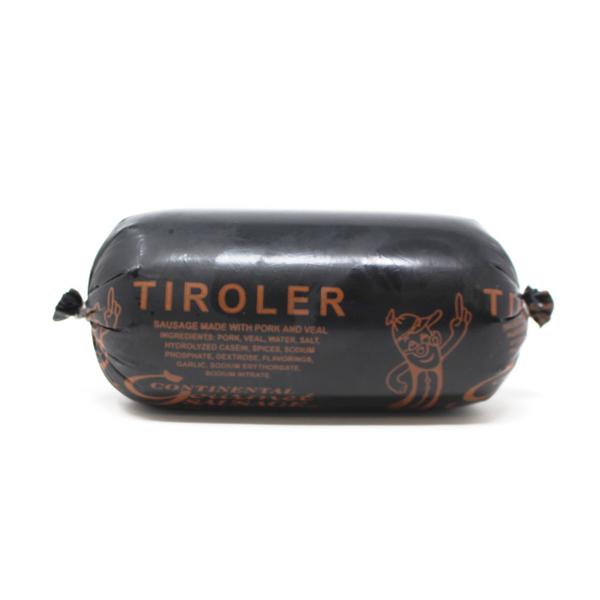 Tiroler, 11 oz - Cured and Cultivated