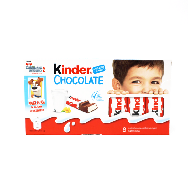 Kinder Chocolate, 100 gr. - Cured and Cultivated
