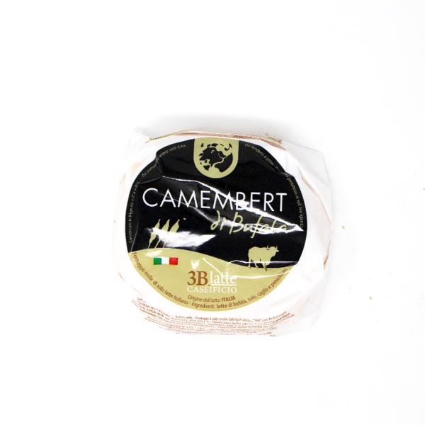 Camembert di Bufala, 8 oz - Cured and Cultivated