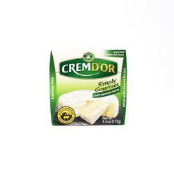Cremd'Or Double cream brie