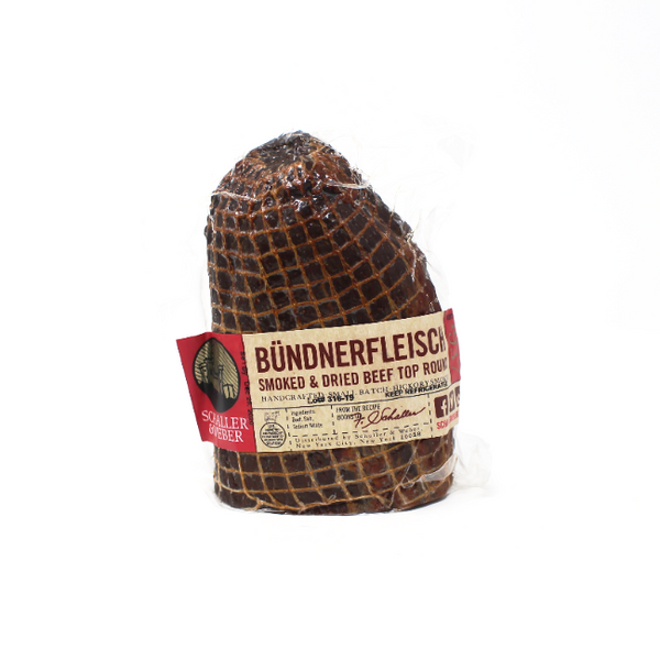 Bündnerfleisch - Cured and Cultivated