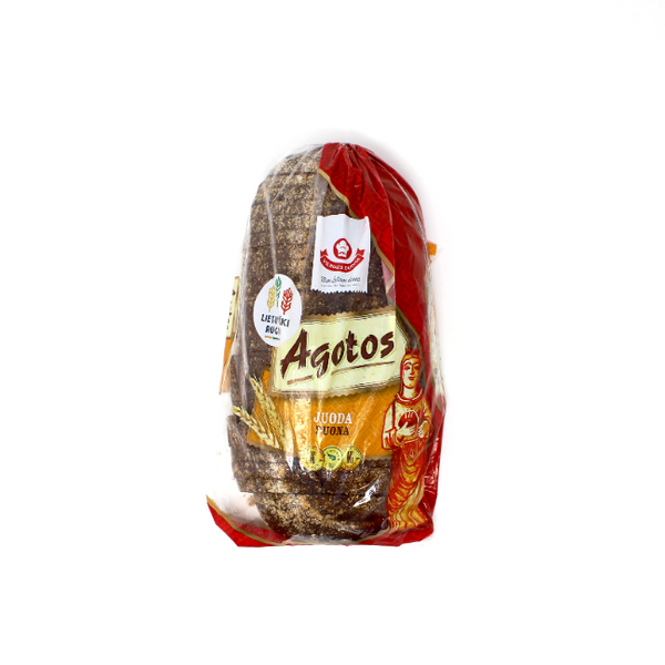 Agotos Dark Rye Bread - Cured and Cultivated