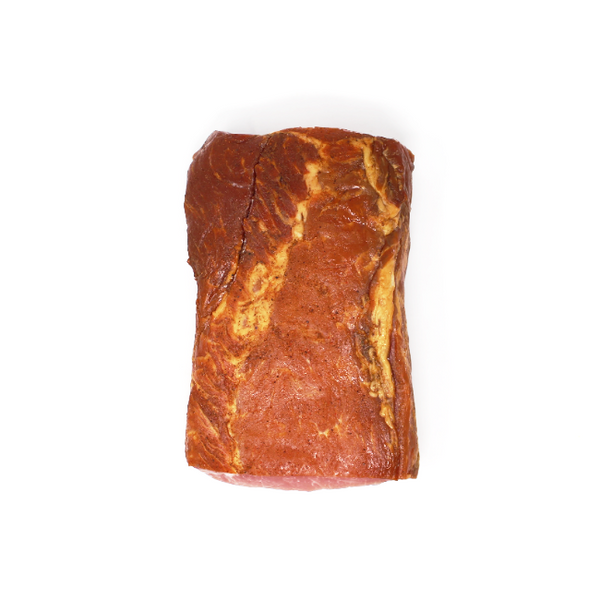 "Smoked Pork Loin ""Darnitsky Balik"" by Alef - Cured and Cultivated"