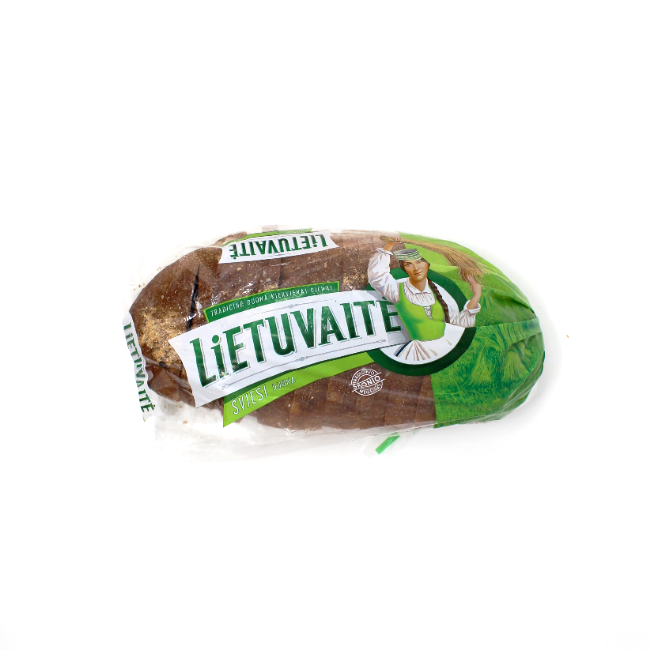 Lietuvaite Light Rye Bread - Cured and Cultivated