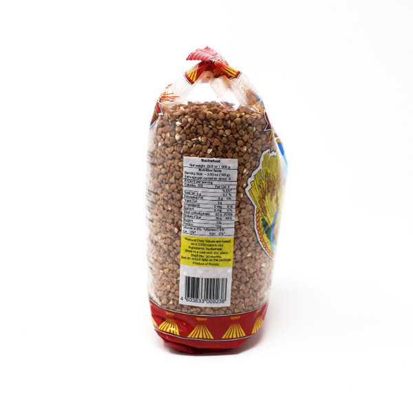 Buckwheat Russkoe Pole, 30.8 oz - Cured and Cultivated