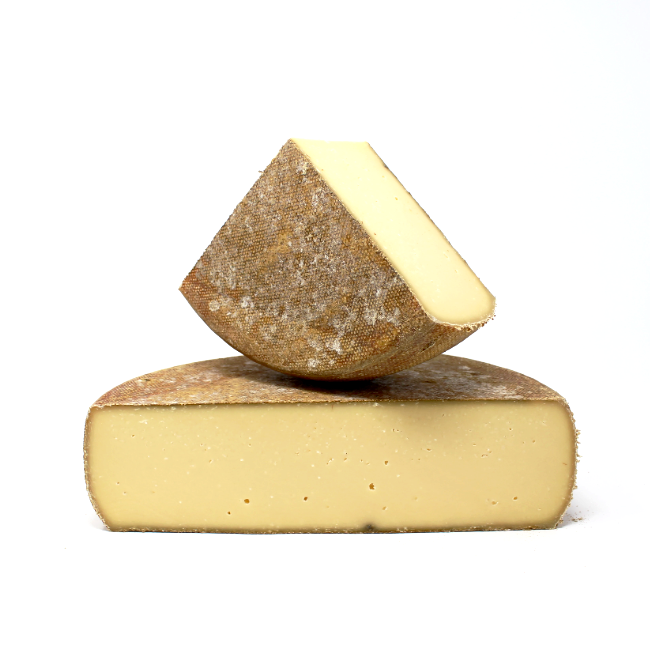 Alpengouda Cheese - Cured and Cultivated