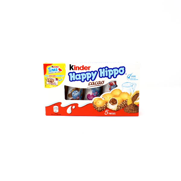 Kinder Happy Hippo Chocolate - Cured and Cultivated