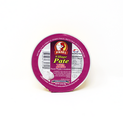 Polish Village Pate with Garlic, 4.6 oz - Cured and Cultivated