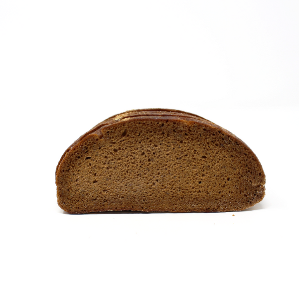 Didzioji Dark Rye Bread - Cured and Cultivated