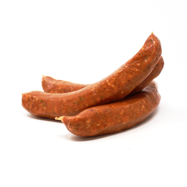 Cheddarwurst with Jalapeno, 15 oz - Cured and Cultivated
