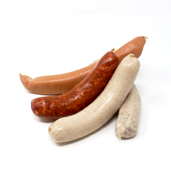 Sausage Sampler, 15 oz - Cured and Cultivated