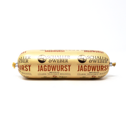 Jagdwurst by Schaller&Weber, 12 oz - Cured and Cultivated