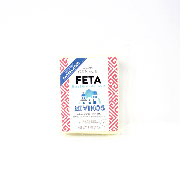 Barrel Aged Feta by Mt Vikos - Cured and Cultivated