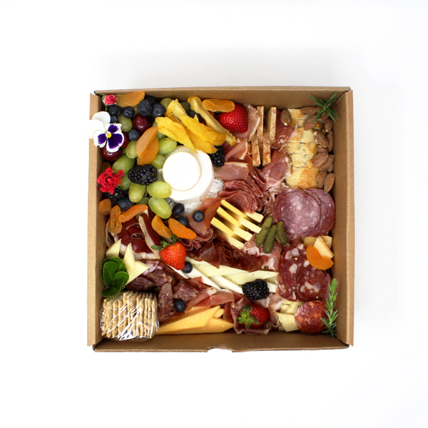 Small Grazing Box Paso Robles - Cured and Cultivated
