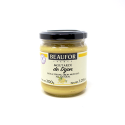 Beaufor Dijon Mustard - Cured and Cultivated