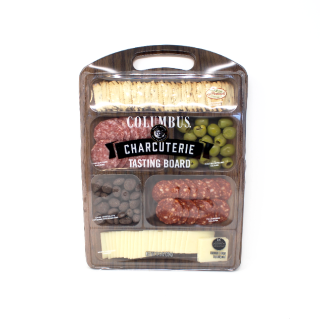 Columbus Charcuterie Tasting  Board - Cured and Cultivated