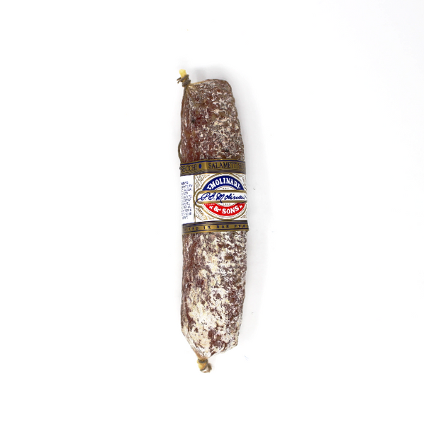 Salame Secchi by Molinari - Cured and Cultivated