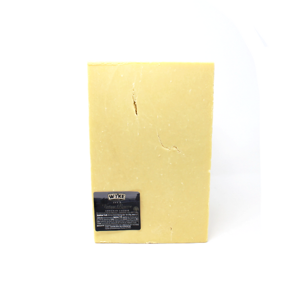 Ivy's Vintage Reserve Cheddar - Cured and Cultivated