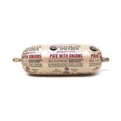Pate with onions by Schaller & Weber - Cured and Cultivated