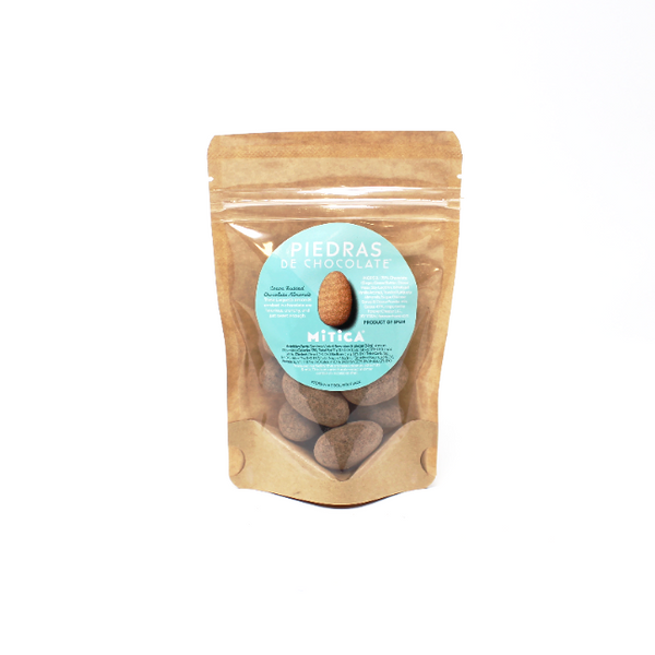 Piedras de Chocolate Chocolate Covered Almonds - Cured and Cultivated