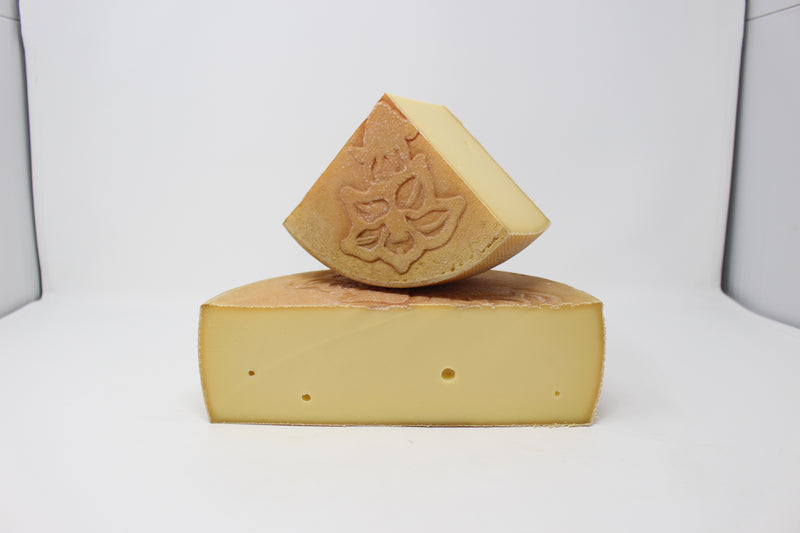 Mountain Flower Enzian Cheese - Cured and Cultivated.