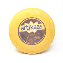 Artikaas Leyden Cheese - Cured and Cultivated