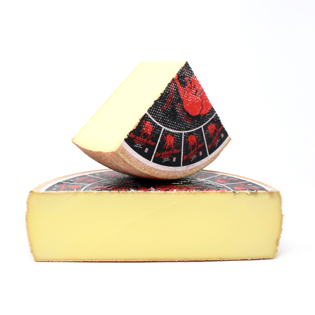 Scharfe Maxx Cheese - Cured and Cultivated