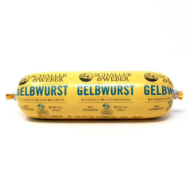 Gelbwurst by Schaller & Weber - Cured and Cultivated