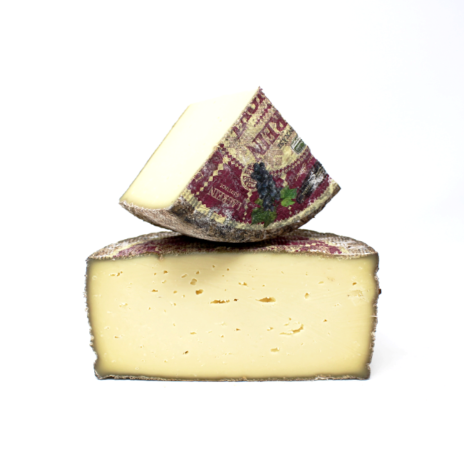 Weinkase Lagrein Cheese - Cured and Cultivated