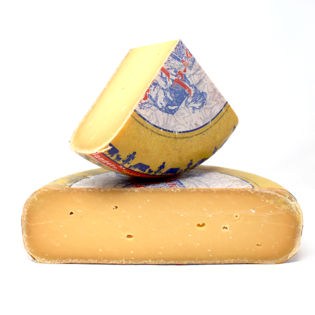 Noord Hollander Aged Gouda - Cured and Cultivated