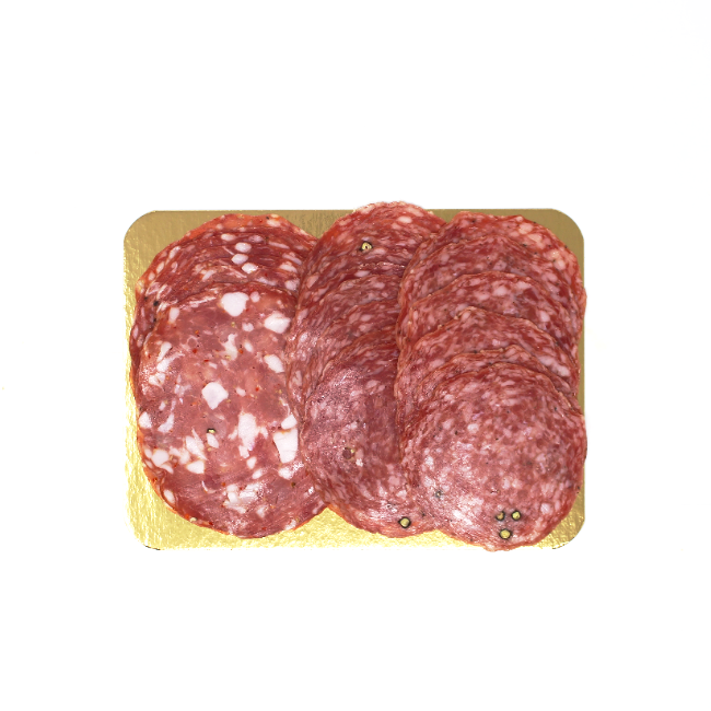 Sopressata Salami Sampler, 3 oz - Cured and Cultivated