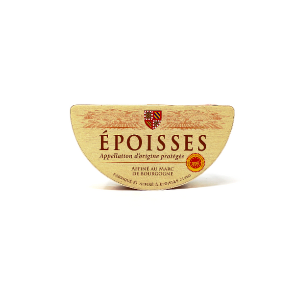 Epoisses AOP soft cheese France - Cured and Cultivated