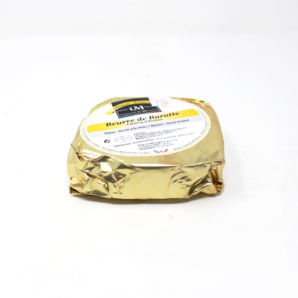 Beurre de Baratte French Butter - Cured and Cultivated