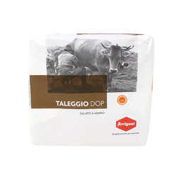 Italian cheese Taleggio DOP - Cured and Cultivated