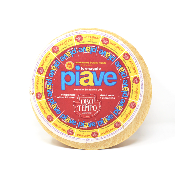 Piave Vecchio Cheese Aged 12+ month - Cured and Cultivated