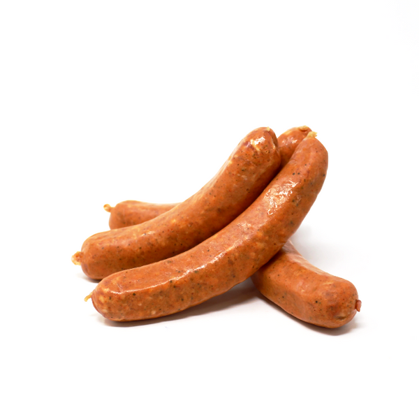 Smoked Andouille sausage Continental Gourmet - Cured and Cultivated